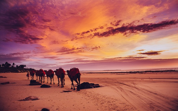 Broome - Darwin