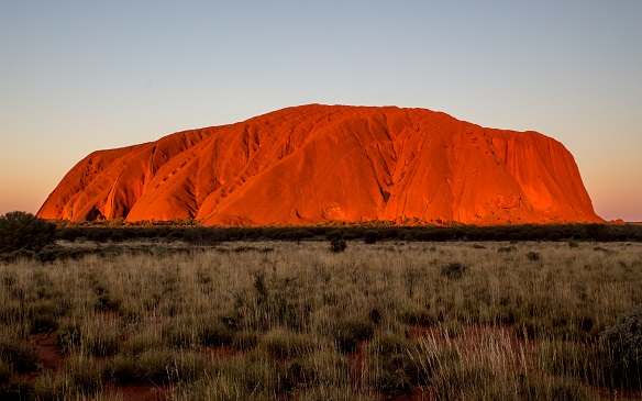 Ayers Rock Rondreis