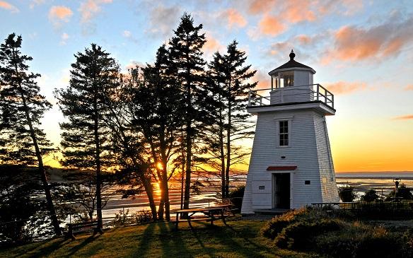 Halifax Rondreis - Kort