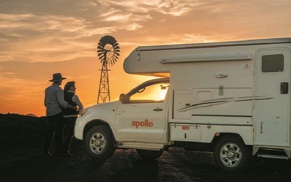 Apollo Adventure camper