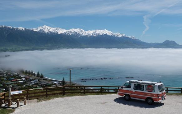 Hippie Drift Nieuw Zeeland