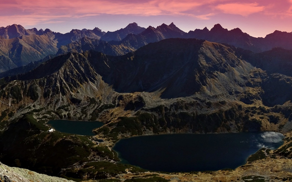 Tatragebergte