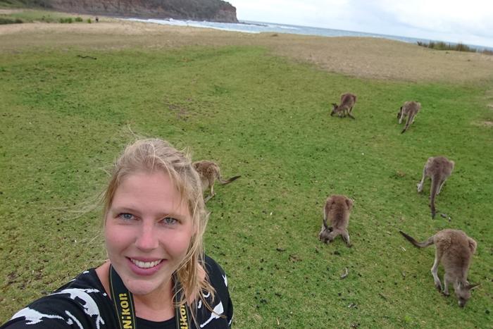 Natasja in Australië