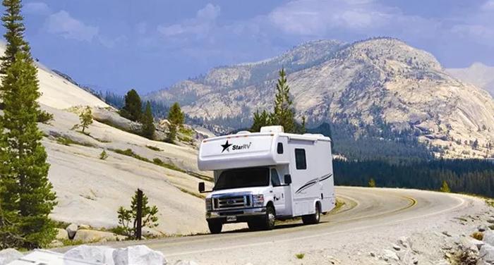 Star RV Tucana camper huren in Amerika