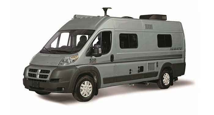 Winnebago Travato Touring camper huren in Amerika