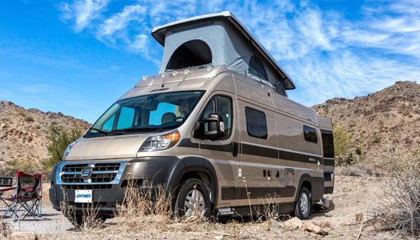 Best Time Aktiv Loft camper huren in Amerika
