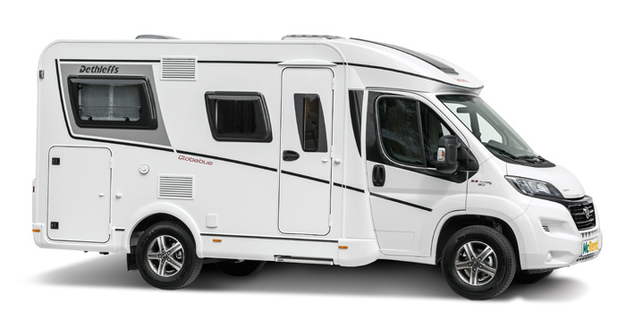 McRent Compact Plus camper huren