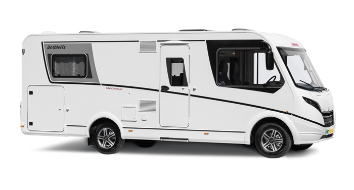 McRent Compact Luxury camper huren