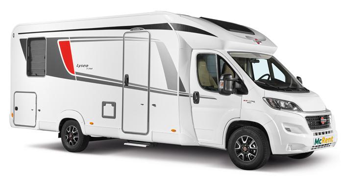 McRent Comfort Plus camper huren