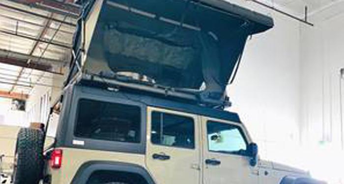 Best Time RV Jeep Explorer huren in Amerika