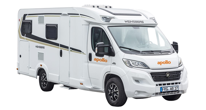 Duo plus camper huren in Europa