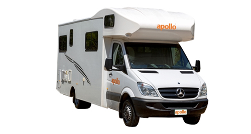 Apollo Euro Star camper huren in Australië