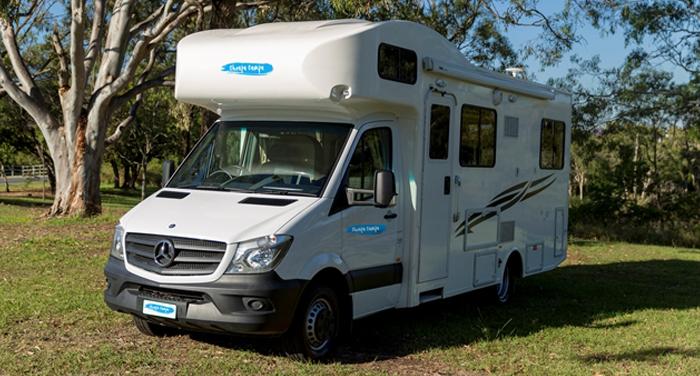 Cheapa Campa 4 Berth camper huren in Australië