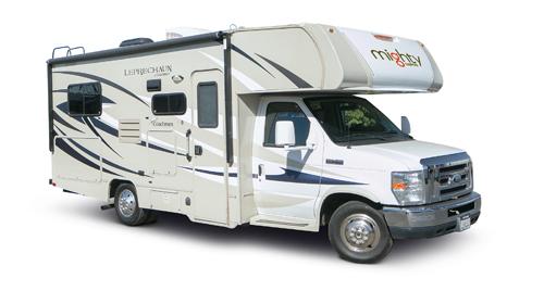 M22 Compact Motorhome huren in Amerika