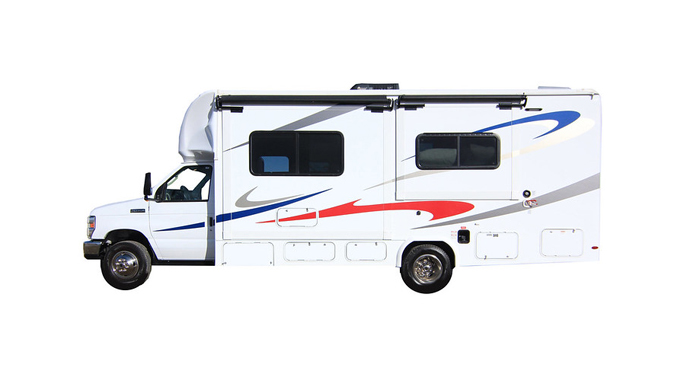 Canadream Super Van Camper huren in Canada