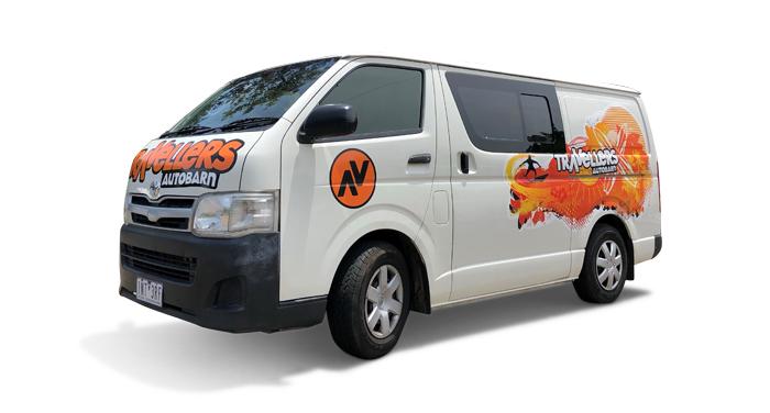 Travellers Autobarn camper huren in Nieuw Zeeland