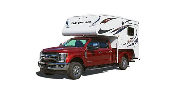 Fraserway Truck Camper