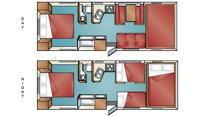 c30 large motorhome interior
