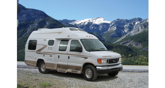 Canadream Deluxe Van
