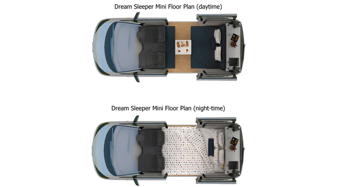 Dream Sleeper Mini