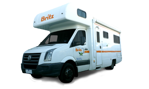 Britz camper