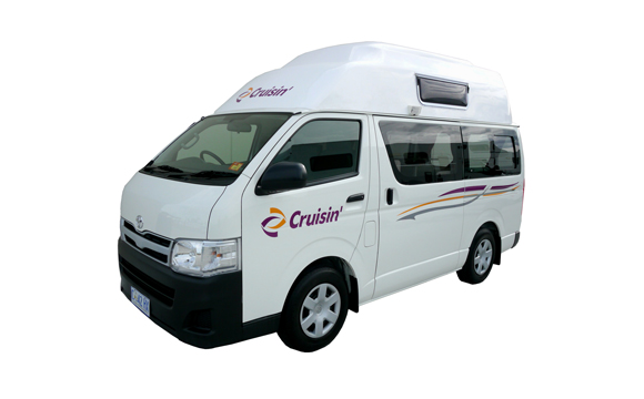 Cruisin HiTOP camper 2 berth