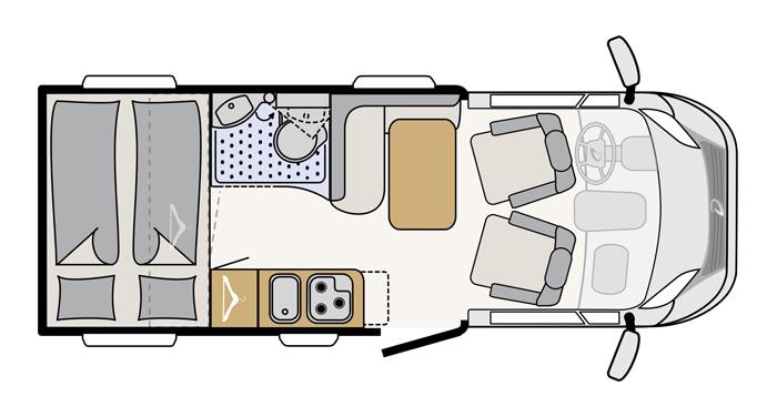 Compact Plus interieur
