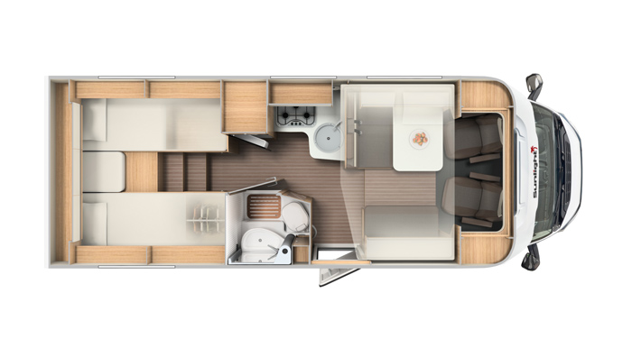 Family Standard interieur