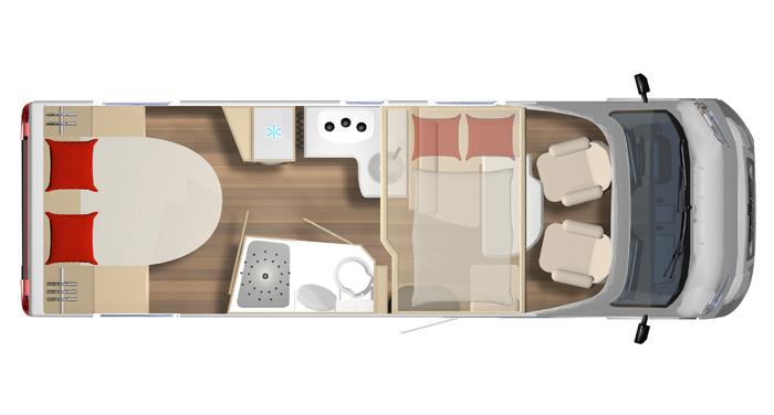 Comfort Plus interieur