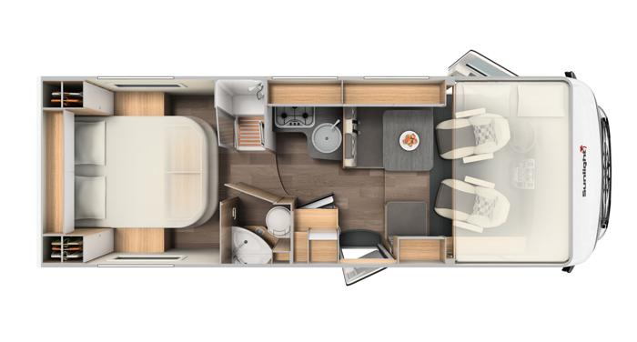 Comfort Luxury interieur