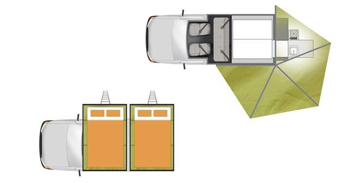 Apollo X-Terrein