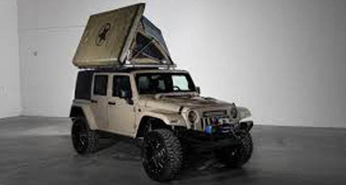 Best Time RV Jeep HighRoller