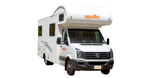 Apollo Euro Camper 4 Berth