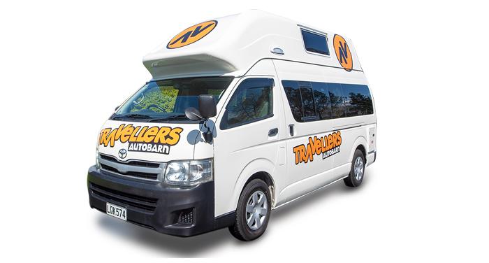 Travellers Autobarn HI5